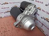 Стартер Nissan Micra K11 K12 Note E11 АКПП 1.0 1.3 1.4 бензин Bosch 0001112017, фото 3