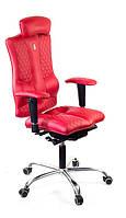 Ортопедическое Офисное Кресло «Elegance» Kulik System КРАСНЫЙ