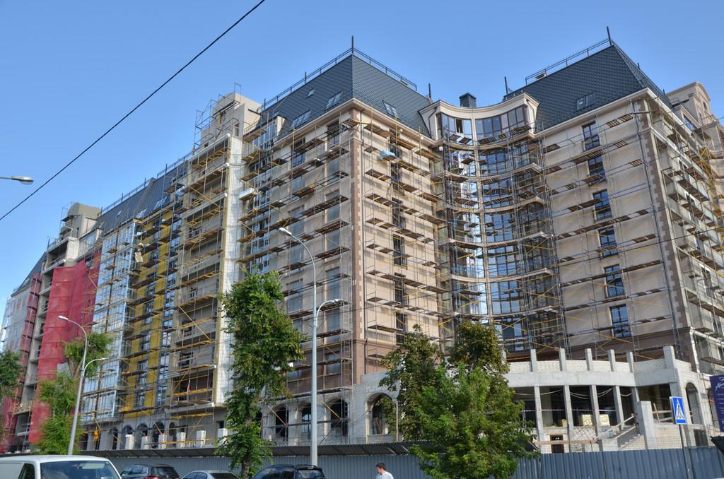 Жилой дом по ул. Новгородская, 46 в г. Харькове 1