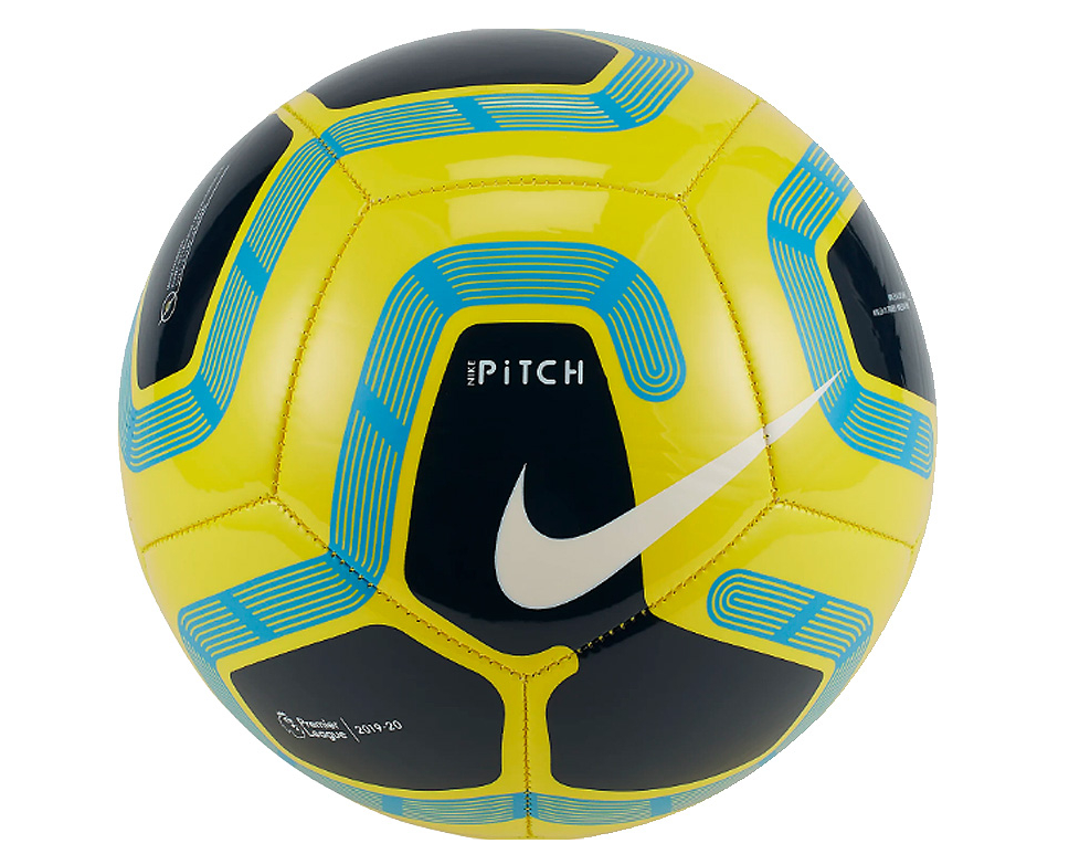 Футбольный мяч Nike Premier League PITCH Ball SC3569-731