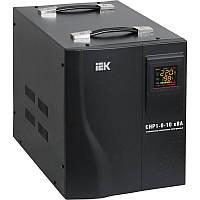 Стабилизатор напряжения релейный IEK HOME СНР1-0-10 кВА (8 кВт, переносной)