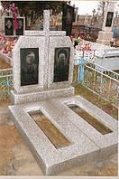 Виготовлення пам'ятників з мармурової крихти, Луцьк, фото 1