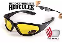 Поляризаційні окуляри BluWater Samson-2 (Sharx) з жовтими лінзами, фото 1