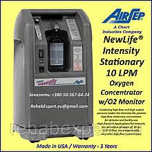 Концентратор кисню AirSep NewLife Intensity Stationary 10 LPM Oxygen Concentrator (Single 10L/min)