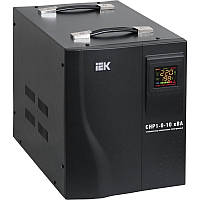Стабилизатор напряжения релейный IEK HOME СНР1-0-12 кВА (9,6 кВт, переносной)