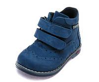Ботинки д/с Comfort shoes 074(21-25)синие 21