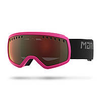 Маска гірськолижна дитяча Marker Surround Mirror S Pink (hub_Atgd37740)