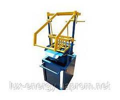 Стационарный станок СКАТ-2 для производства строительных блоков