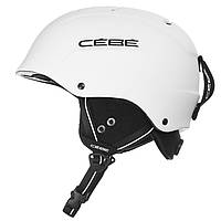 Шолом гірськолижний Cebe Contest XL White (CBH-396)