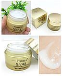 Крем с улиткой Images Snail Essence Moisturizing Cream для лица крем с муцином улитки, 50 мл, фото 3