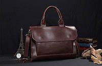 Мужская кожаная сумка. Модель 61341, фото 9