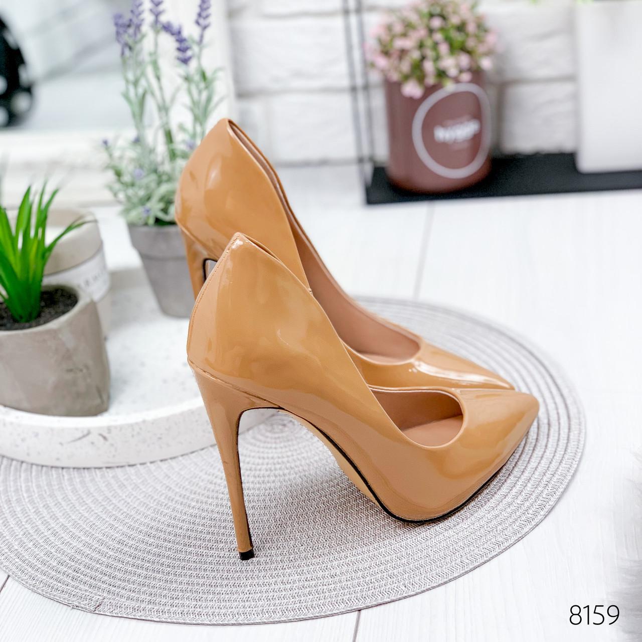 Туфли женские Stella беж 8159