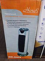 Напольный керамический  тепловентилятор