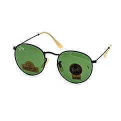 Очки Ray Ban Round green (replica)