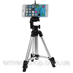 Компактний штатив трипод тринога для екшен камер | смартфонів | фотокамери | 3110A