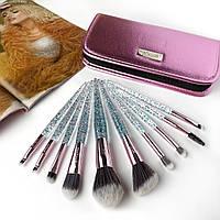 Набор кистей для макияжа из 10 инструментов Maxmar MB-289