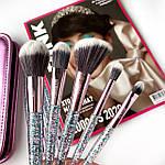 Набор кистей для макияжа из 10 инструментов Maxmar MB-289, фото 4