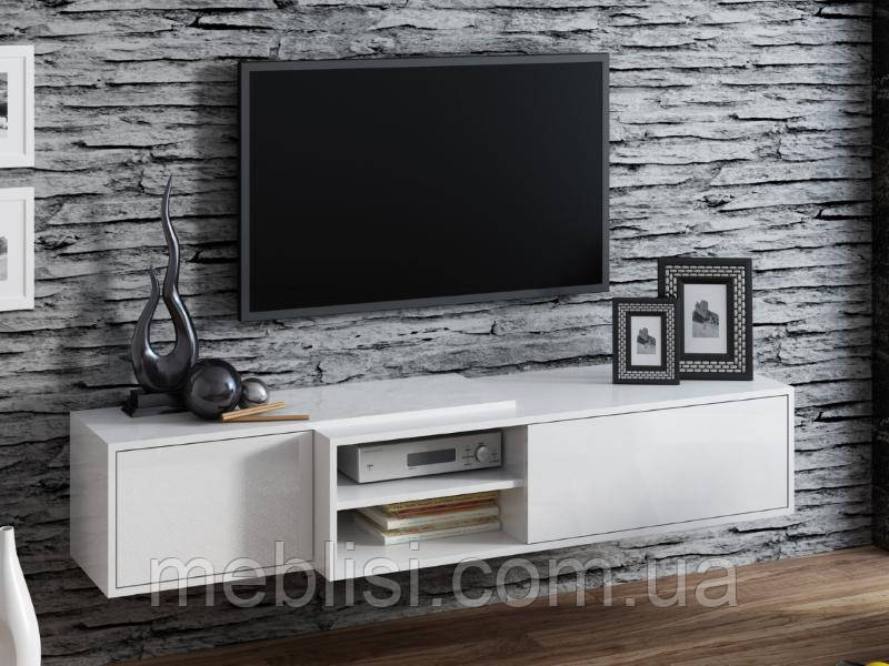 ТВ тумба Sigma 1 180 білий (CAMA)