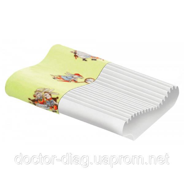Ортопедическая подушка для детей от 3 лет Тривес ТОП-101