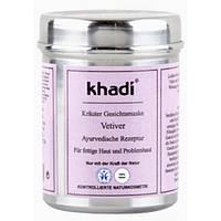 Khadi Растительная маска для лица Khadi «Vetiver» (50 г)