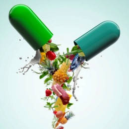 БАДы и витамины
