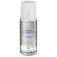 Sante Sante БИО-Дезодорант Crystal для сверхчувствительной кожи неароматизированный (50 мл)