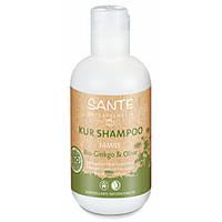 Sante Sante БИО-Шампунь для волос восстанавливающий Гинкго Билоба и Олива (200 мл)