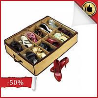 Органайзер для хранения обуви Shoes Under (Шузандер), Шуз андры  Shoes under  на 12 пар