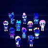 LOL SURPRISE Lights Glitter Мерехтливий блиск ( Шарик ЛОЛ Глиттер Неоновые огни. Кукла ЛОЛ Светящаяся ), фото 3
