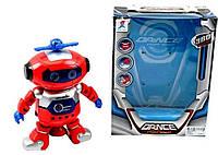 Робот детский Dance 99444-3 красный