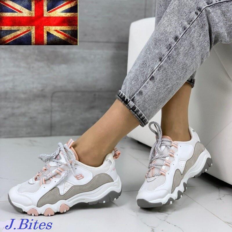 Кроссовки подростковые кожаные, бренд J.Bites (Великобритания)