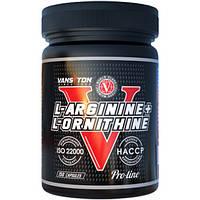 Ванситон Аминокислоты Ванситон L- Аргинин + L-Орнитин, 150 капс.