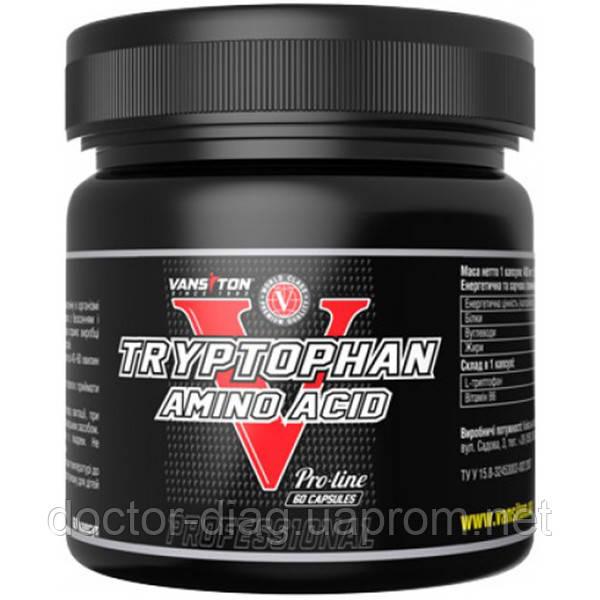 Ванситон Аминокислоты Ванситон Триптофан, 60 капс.