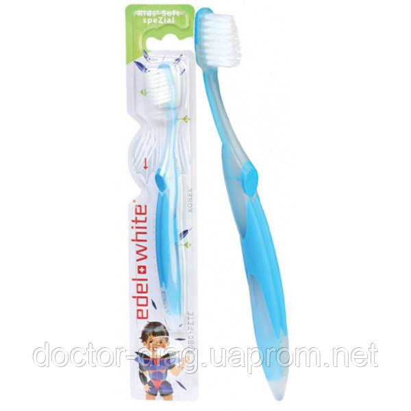 Edel+White Edel+White Детская зубная щетка (мягкая)