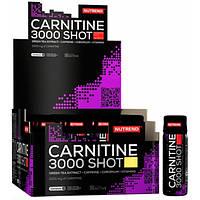 Nutrend Жиросжигатель Nutrend Carnitine 3000 Shot, 20x60 мл (ананас)