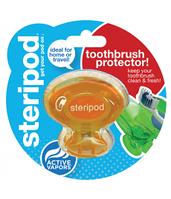 Steripod Антибактериальный чехол для зубной щетки, мандариновая мечта (в упаковке 1 шт.)