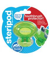 Steripod Антибактериальный чехол для зубной щетки, зеленая зависть (в упаковке 1 шт.)
