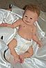 Силиконовая кукла реборн.Reborn doll.Кукла ручная работа.(1359)