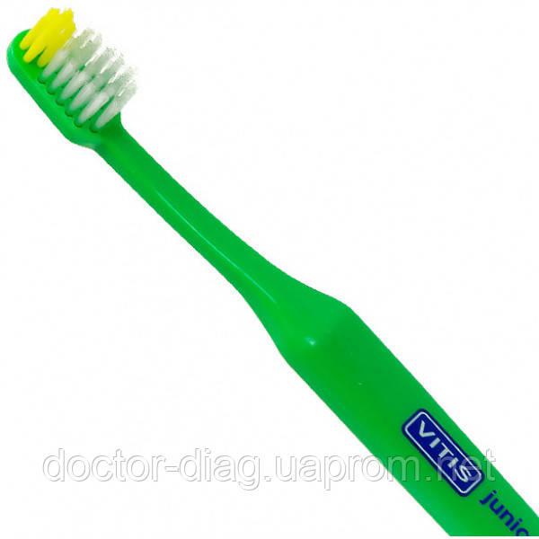 DENTAID Зубна щітка DENTAID VITIS JUNIOR