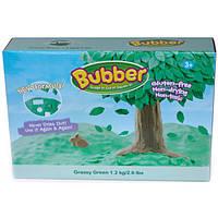 Waba Fun Смесь для лепки Waba Fun Bubber, зеленая, 1.2 кг