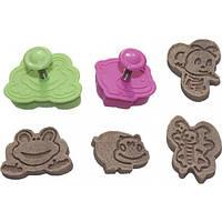Toyko Формочки для песка и смеси для лепки Toyko Дуга (PF-04)