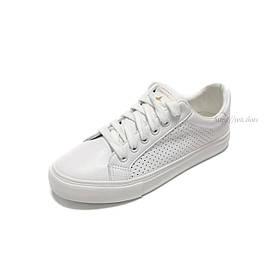 Білі кеди жіночі Prima Darte 101 white