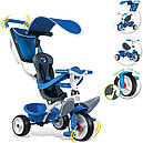 Велосипед триколісний синій Be Move Smoby 741102, фото 3