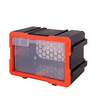 Органайзер 1 секція 300х165х200 E. Toolbox.18, фото 1