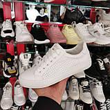 Білі кеди жіночі Prima Darte 101 white, фото 7