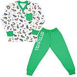Детская пижама для мальчика *Тревел* (рр.98-116), фото 2