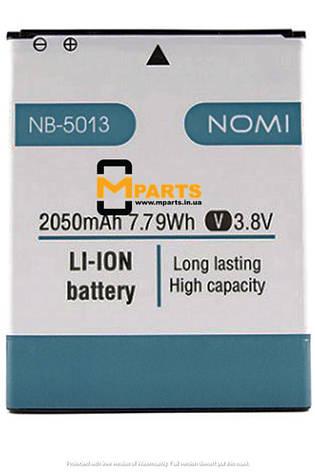 АКБ для Nomi NB-5013/i5013 Evo M2 Pro, фото 2