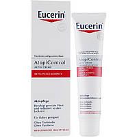 Eucerin Eucerin Успокаивающий крем для атопической кожи AtopiControl Acute Care, 63174 (40 мл)