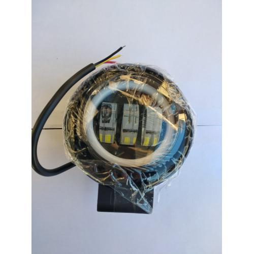 Фара прожектор LML-K5130 YR (0led*30w) 110mm*110mm (K5130 YR)