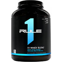 Rule One Proteins Протеин Rule One R1 Whey Blend, 2.27 кг (vanilla creme)